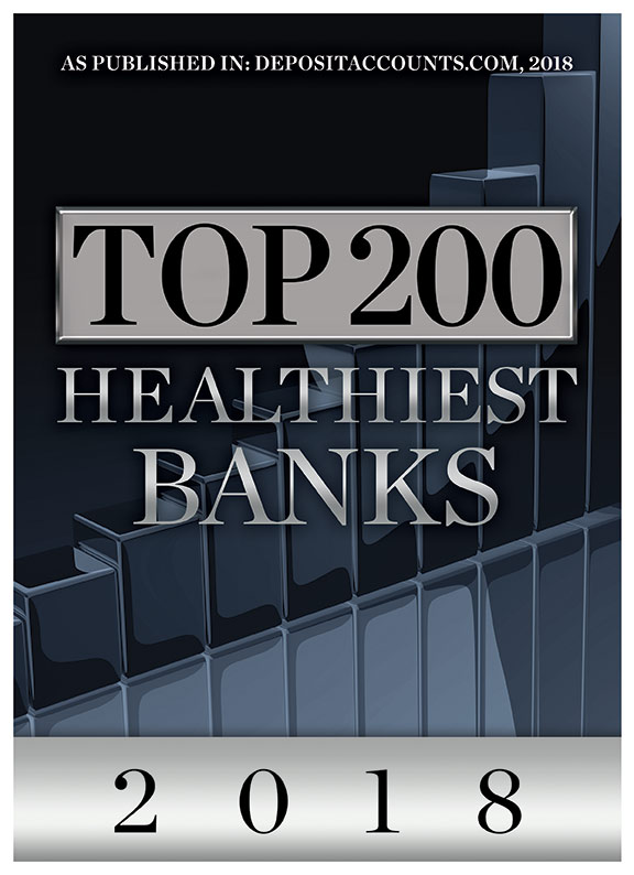 Top 200 Healthiest Banks - 2018